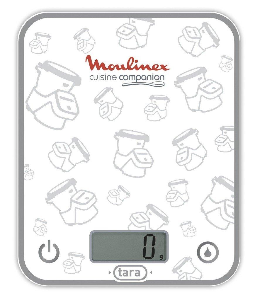 Le migliori bilance digitali per la cucina moulinex bc5160