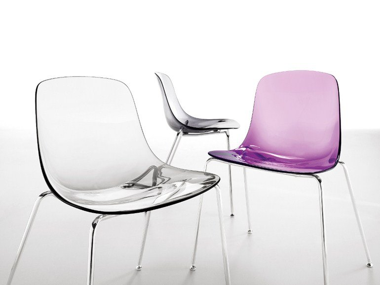 Sedie Di Plastica Trasparenti : Sedie in plastica le migliori per il soggiorno e giardino prezzi