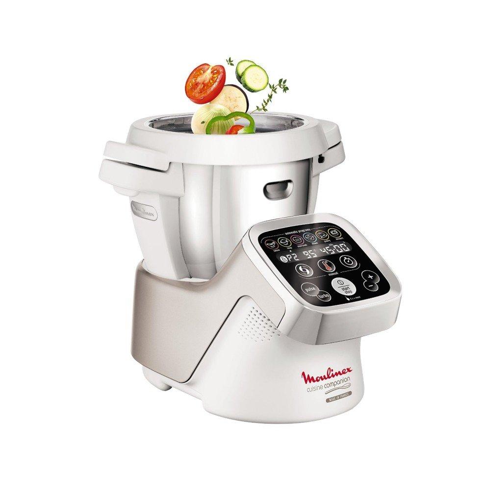 Moulinex HF802AA1 Cuisine Companion Robot Multifunzione