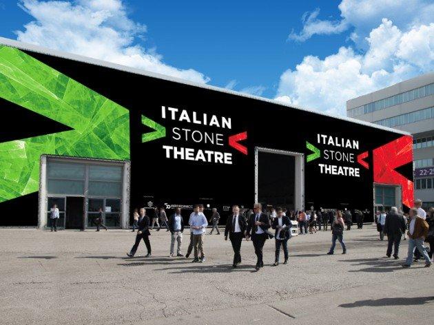 The Italian Stone Theatre a Marmomacc 2015