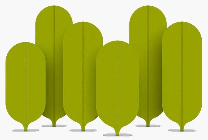 séparé ecologici albero vange
