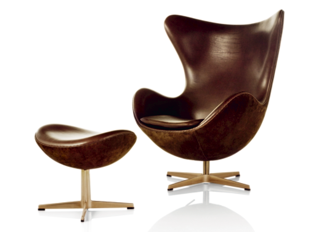 Design scandinavo: la egg chair