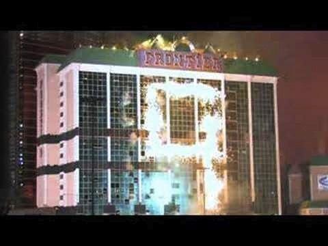 Demolizioni più spettacolari Las Vegas