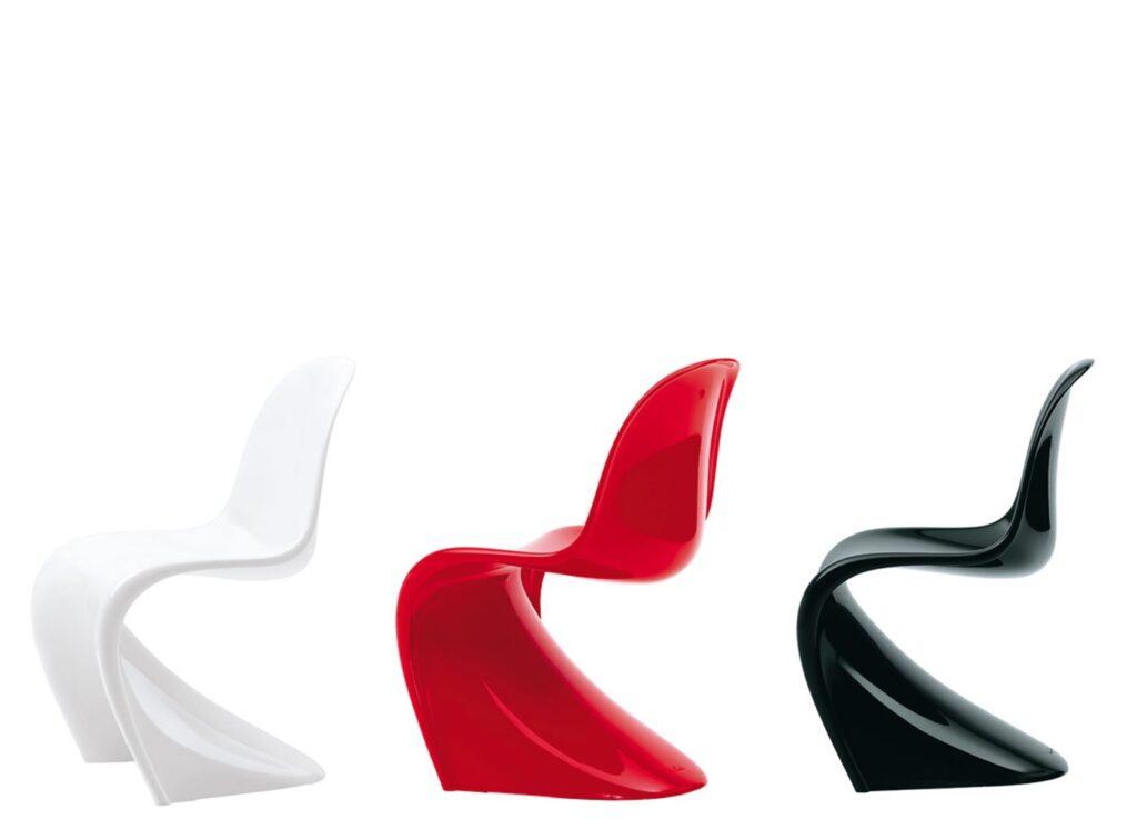 Design scandinavo: la panton chair
