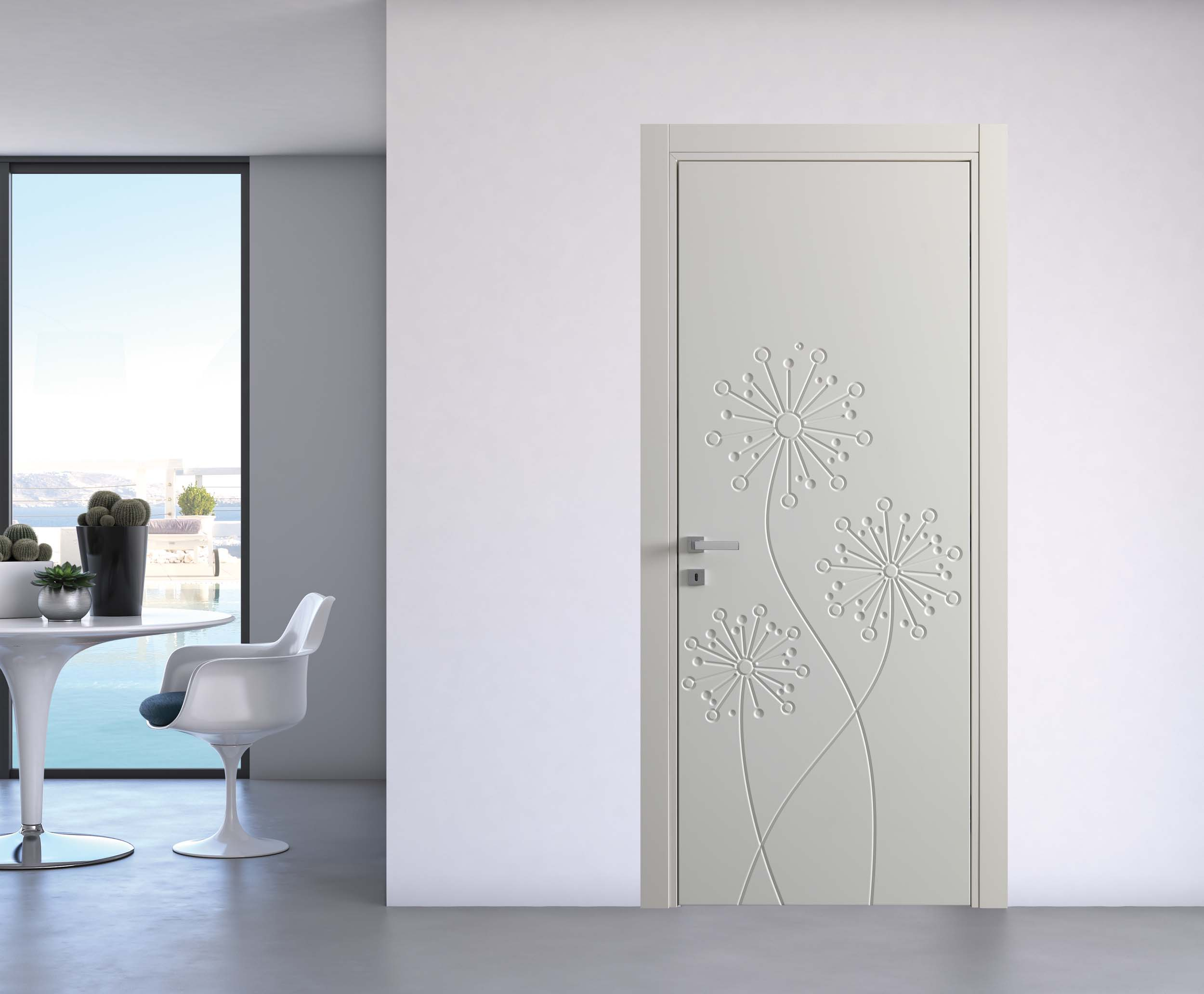 Porte laccate decorate materiali ed offerte delle for Programmi design