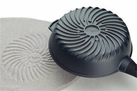 la batteria tognana composta da 1 casseruola con un manico dal diametro di cm 16 1 casseruola con 2 manici cm 20 di diametro 1 casseruola con 2 manici