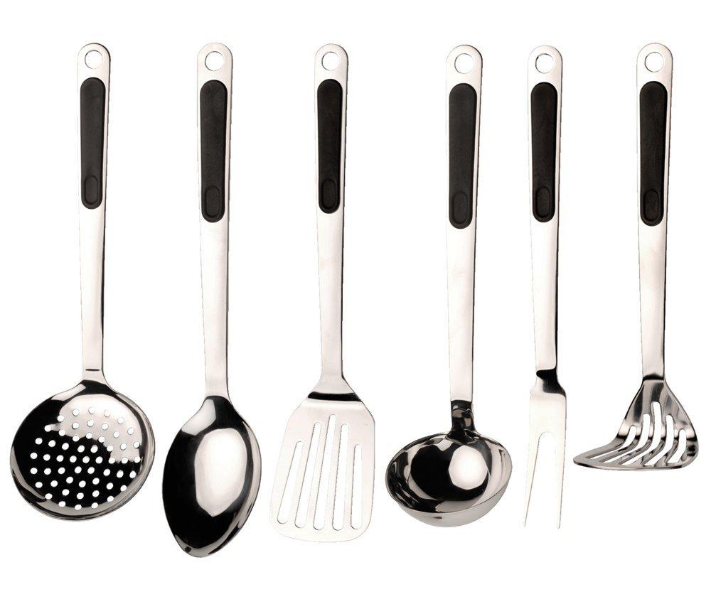 Migliori mestoli in commercio BergHOFF Ergo - Set di utensili da cucina