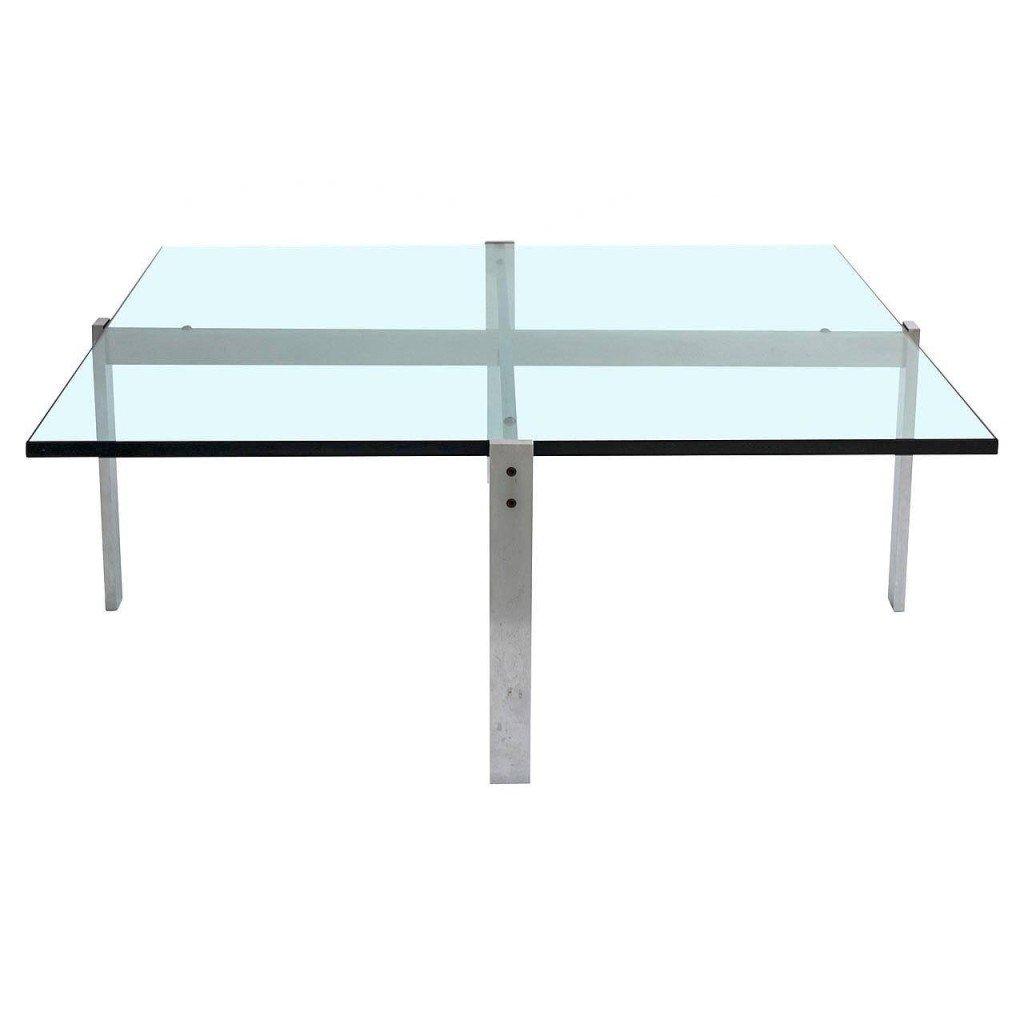 Poul Kjærholm: il tavolo PK65
