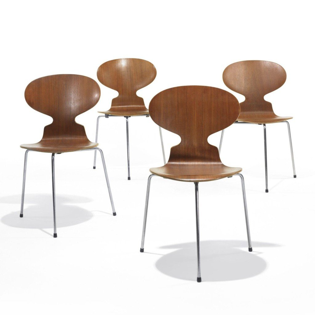 Arne Jacobsen sedie ant chair