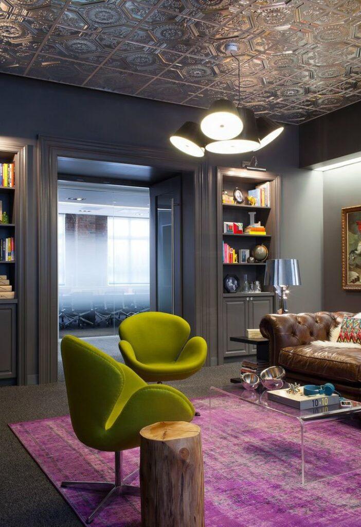 Soffitti decorati: 10 idee d'effetto su come decorare il soffitto ...