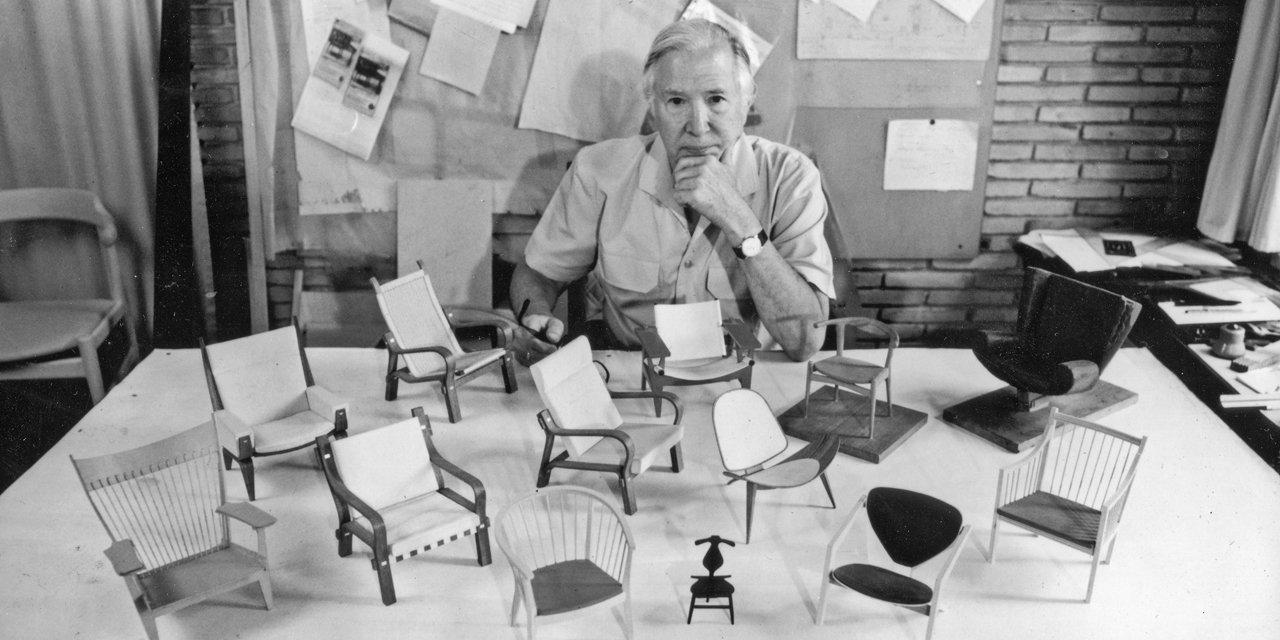 Photo of Hans Wegner: il design scandinavo al servizio delle sedute