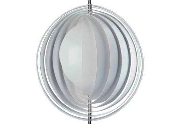 Verner Panton: moon lamp vitra