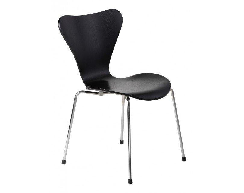 arne jacobsen sedie un maestro del design scandivavo da scoprire. Black Bedroom Furniture Sets. Home Design Ideas