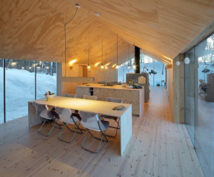 Photo of Eccovi un bel progetto di architettura d'avanguardia in Norvegia