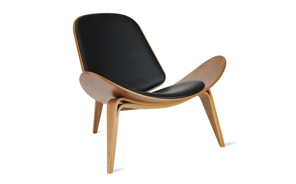 Hans Wegner: la wegner shell chair