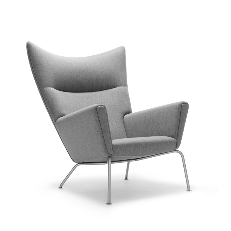 Hans Wegner: la wing chair