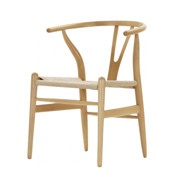 Hans Wegner: wishbone chair