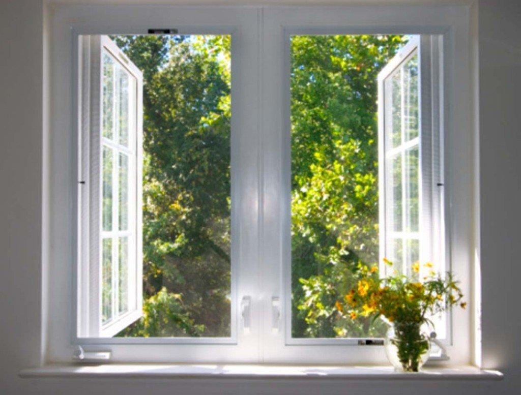 aprire le finestre