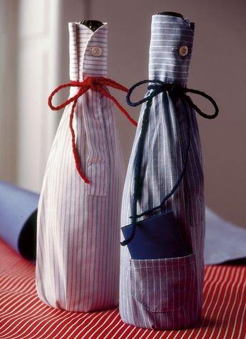 bottiglia camicia foto presa da sito donnamoderna