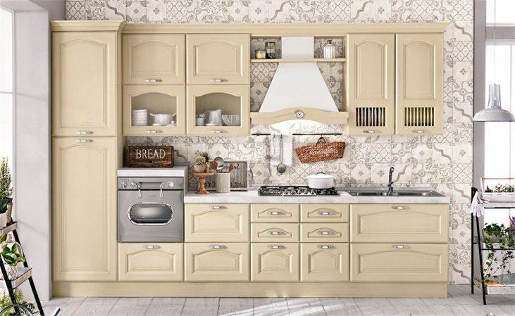 Cucina Bianca Classica Mondo Convenienza