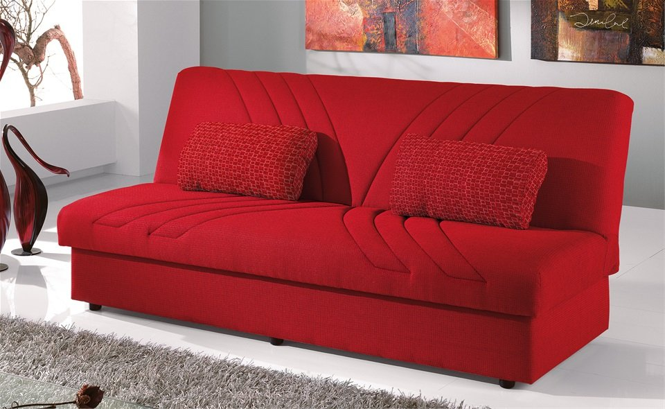 Divani rossi mondo convenienza idee per il design della casa for Divani rossi