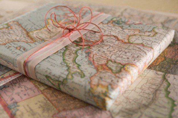 pacco regalo atlante foto presa da ecoo