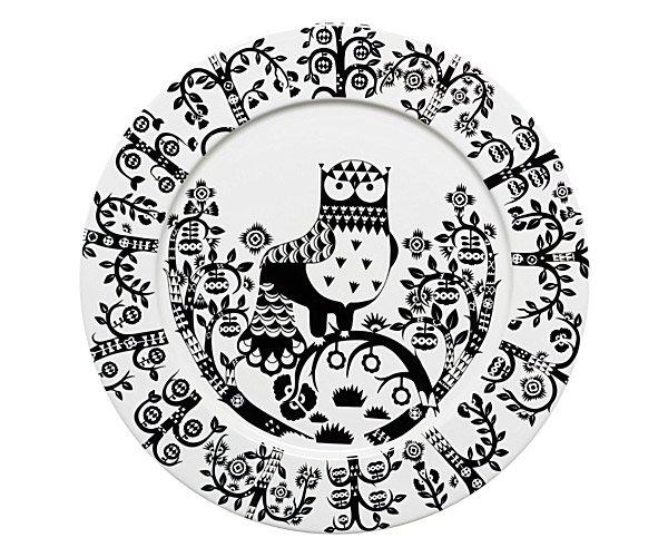 Piatti decorati in ceramica- piatti iittala