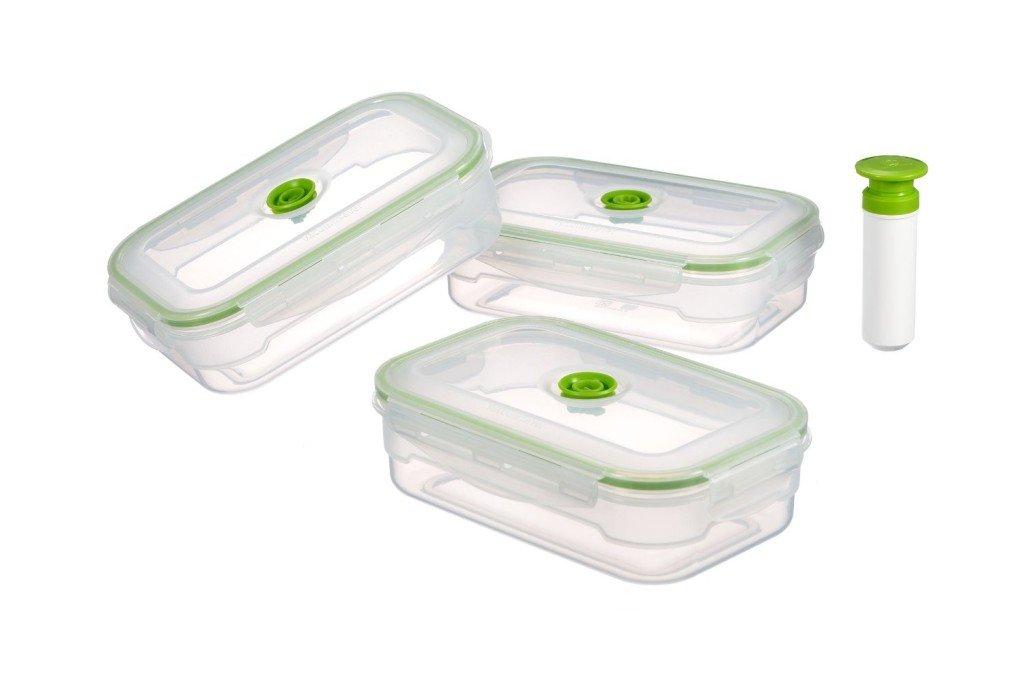 I migliori contenitori sottovuoto per alimenti - vacuum safer