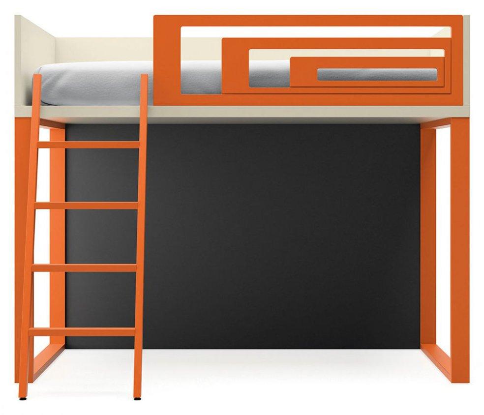 Letto a soppalco modelli consigliati e prezzi con foto - Camera da letto a soppalco ...
