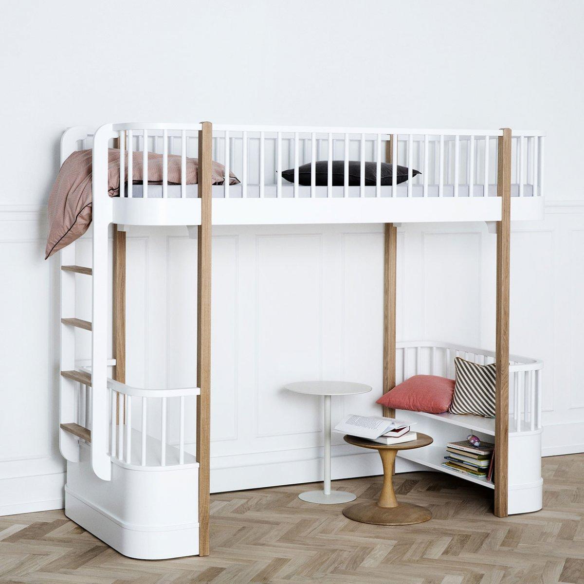 Letto a soppalco modelli consigliati e prezzi con foto for Piccoli piani cabina con soppalco e veranda