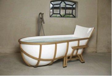 vasche da bagno più curiose