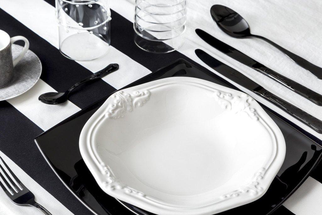 Tovaglia Black&White