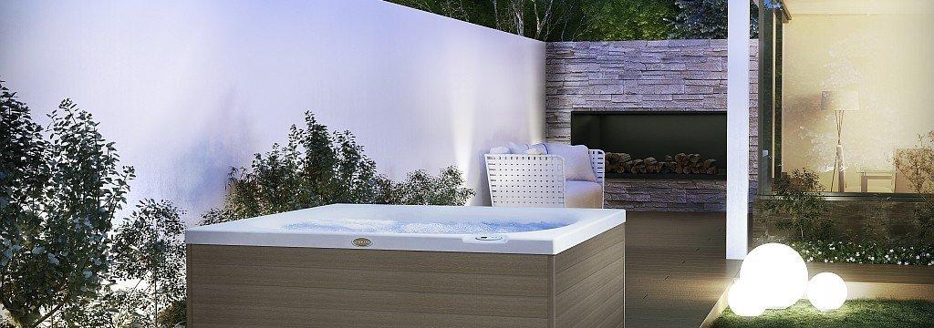 Salotto Da Esterni Con Idromassaggio External Design : Vasca idromassaggio prezzi e modelli per casa esterno