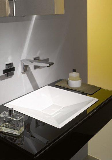 lavabo da incasso per il bagno: bello, pratico e geometrico - Mobili Bagno Con Lavabo Da Incasso