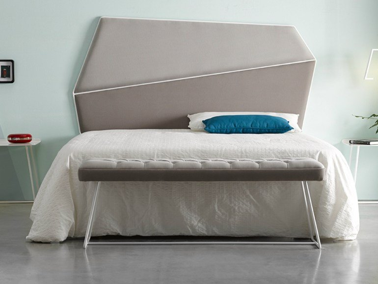 Testiera letto moderna vintage e fai da te le idee pi - Testiera letto moderna ...