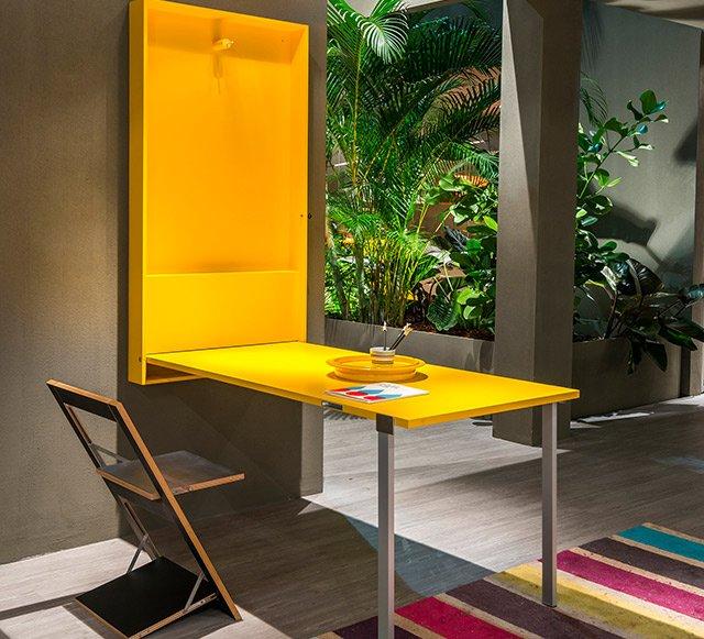 Tavolo Da Parete A Ribalta.Tavolo Da Parete Ikea Ispirazione Per La Casa