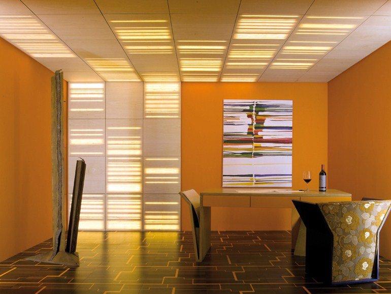 pannelli murali divisorio luminoso