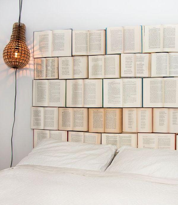 Testiera letto fai da te idee per un retro letto originale - Testiera letto fai da te in legno ...