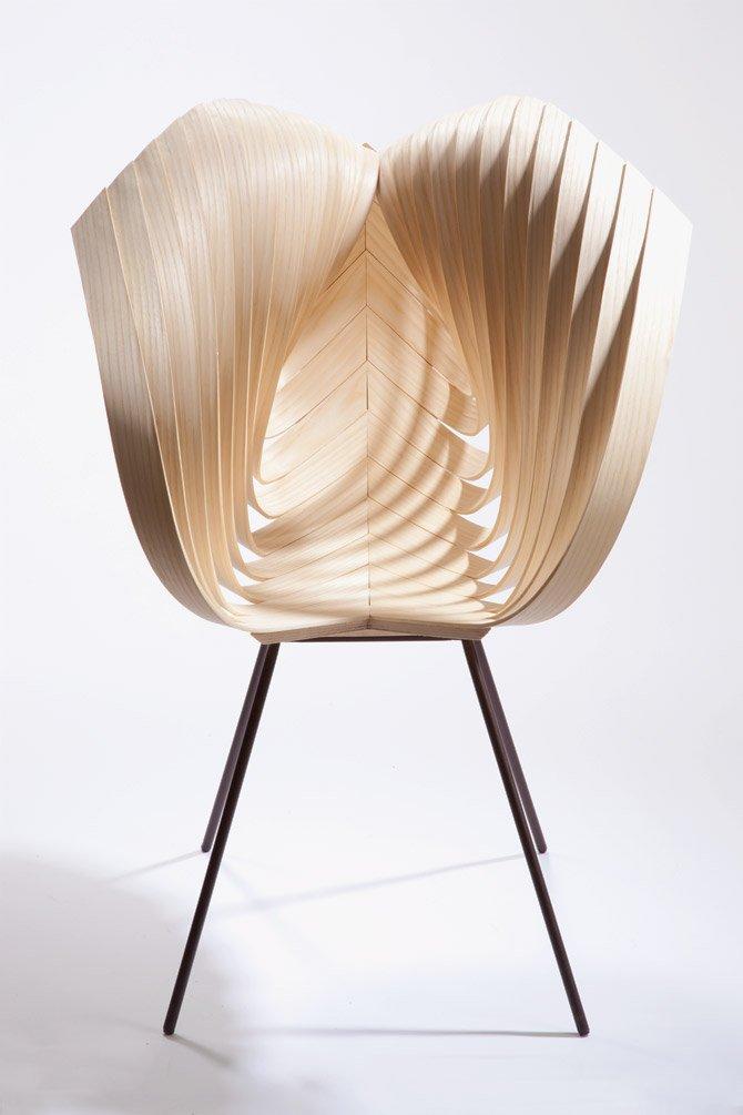 Mobili origami - yumi chair