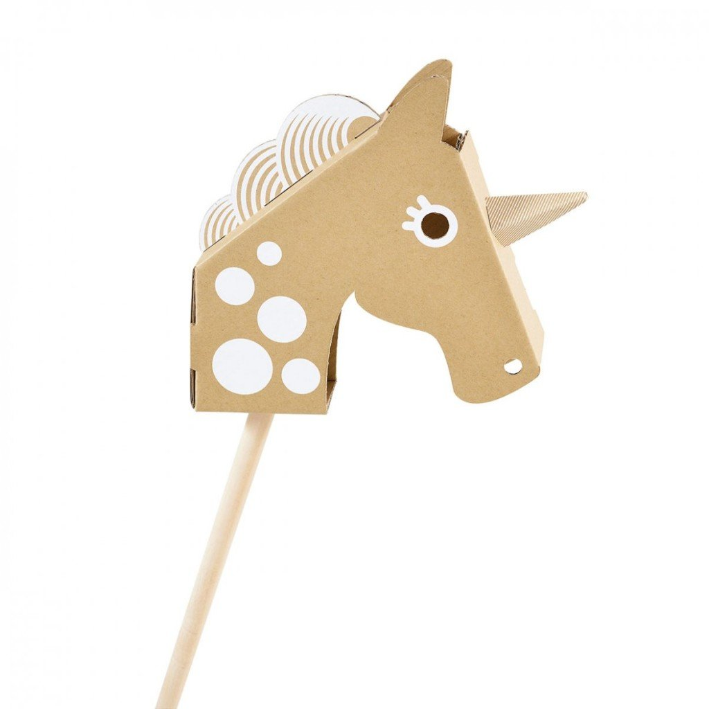 giocattoli di design Little Unicorn Head