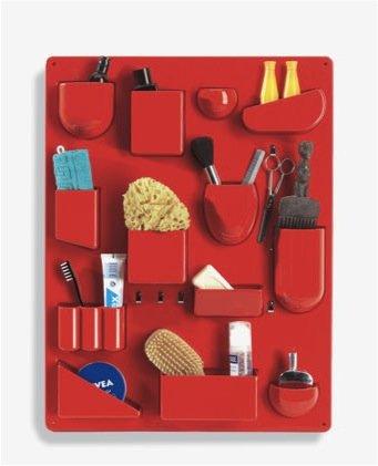 oggetti di design in plastica