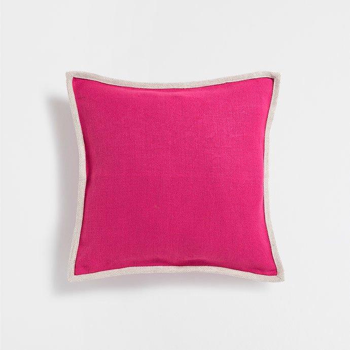 Cuscini da esterno - cuscino lino zara