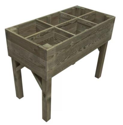 Leroy merlin giardino tante proposte per il vostro outdoor for Fioriere in legno obi