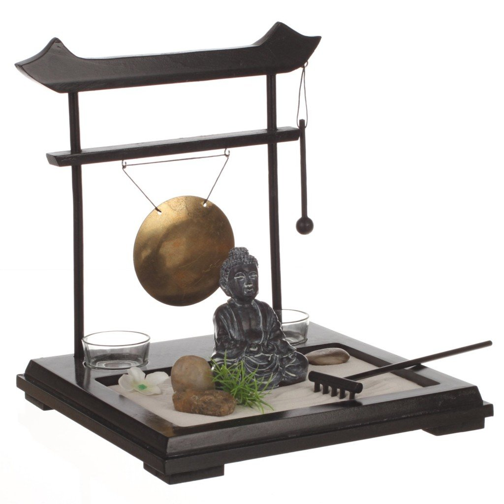 giardino zen buddha