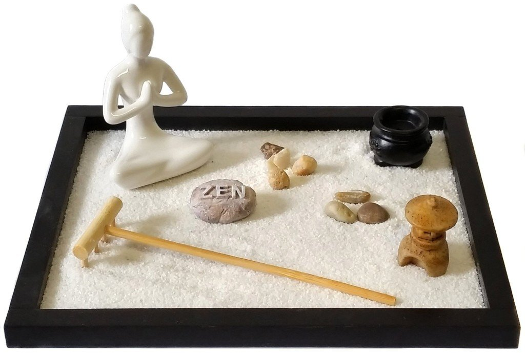 giardino zen da tavolo Agorà