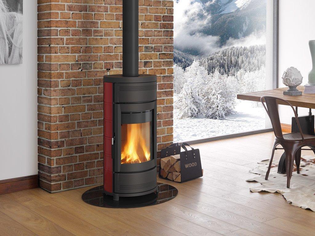Stufe a legna caratteristiche e modelli scelti per voi con prezzi designandmore arredare - Stufe a legna prezzi nordica ...