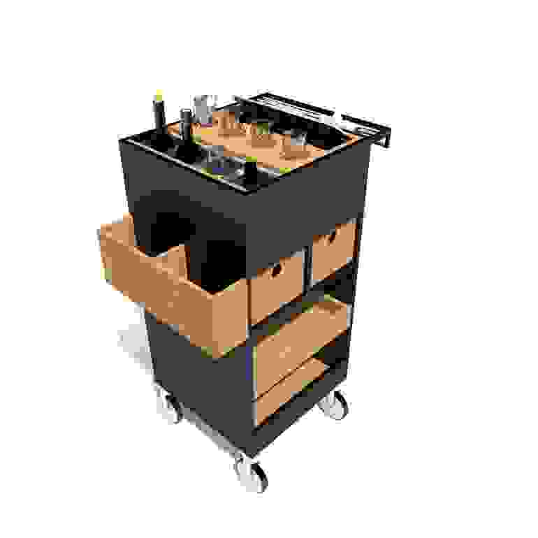 smart butler mobile bar