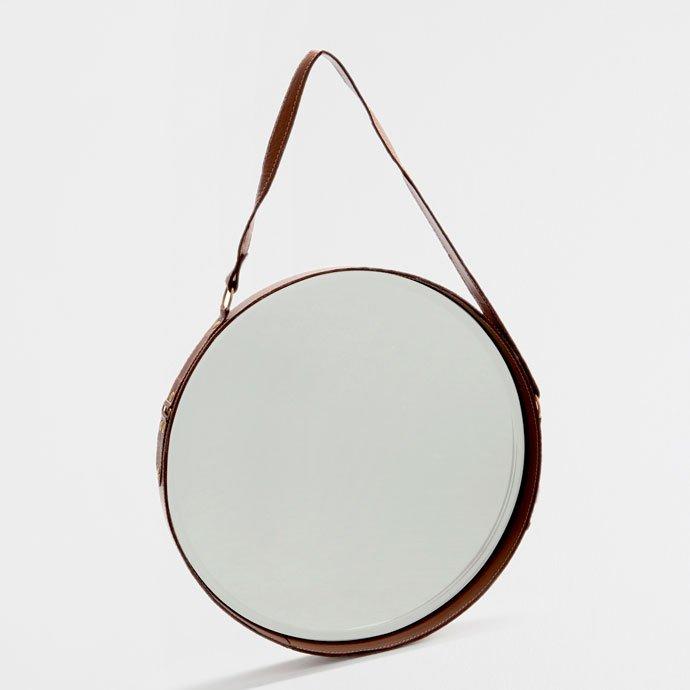 Zara home catalogo primavera estate: pelle e vetro