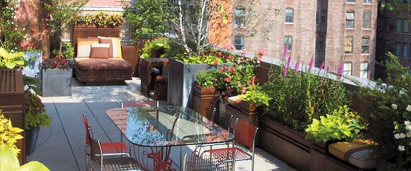 Arredare terrazzo consigli e soluzioni per aiutarvi a - Decorare il terrazzo ...