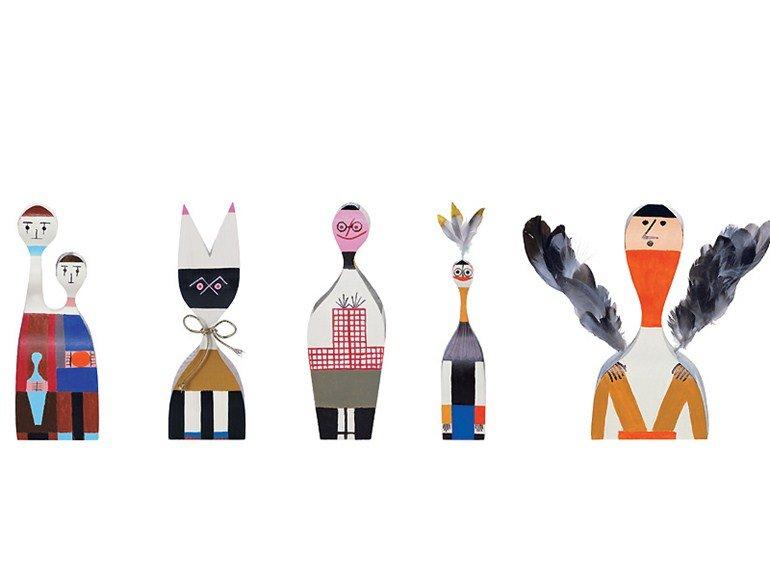wooden dolls giocattoli di design